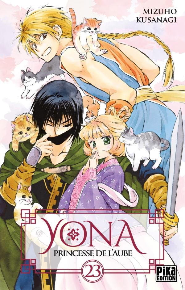 Yona, Princesse de l'Aube T23