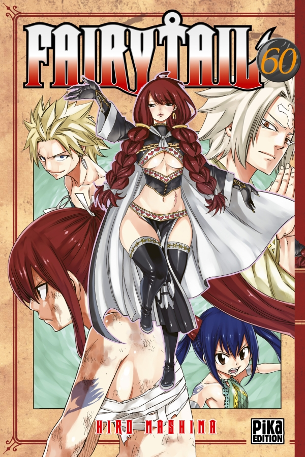 Fairy Tail T60