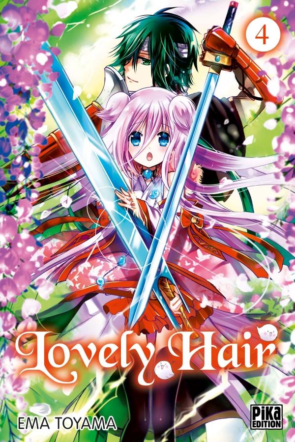 Lovely Hair T04