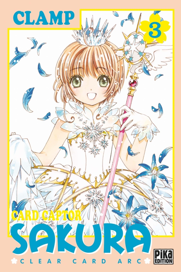 Card Captor Sakura - Clear Card Arc T03