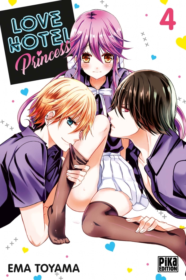 Love Hotel Princess T04