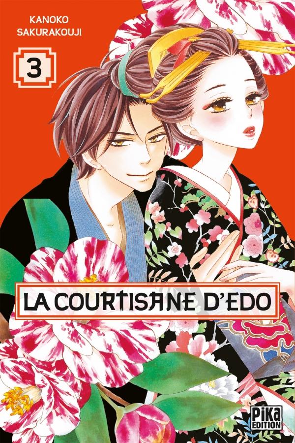 La courtisane d'Edo T03