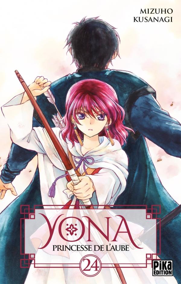 Yona, Princesse de l'Aube T24