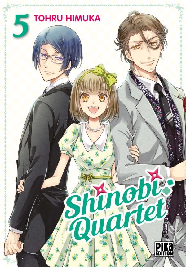 Shinobi Quartet T05