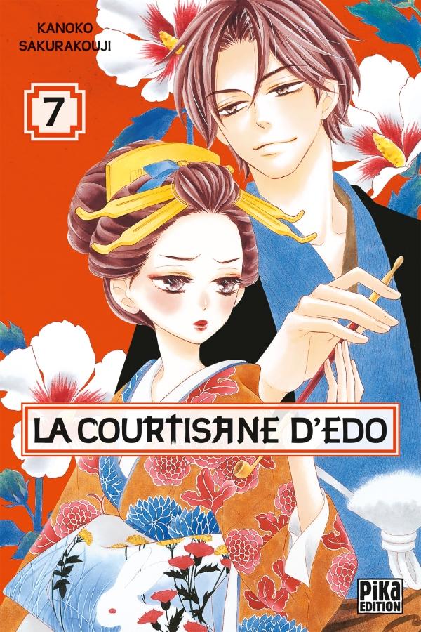 La courtisane d'Edo T07