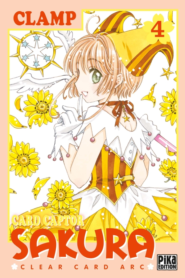 Card Captor Sakura - Clear Card Arc T04