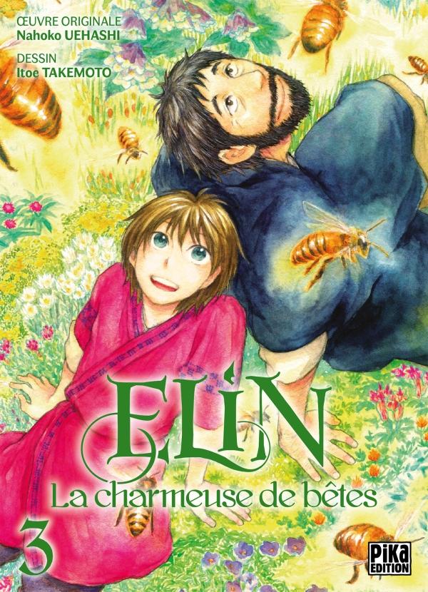 Elin, la charmeuse de bêtes T03