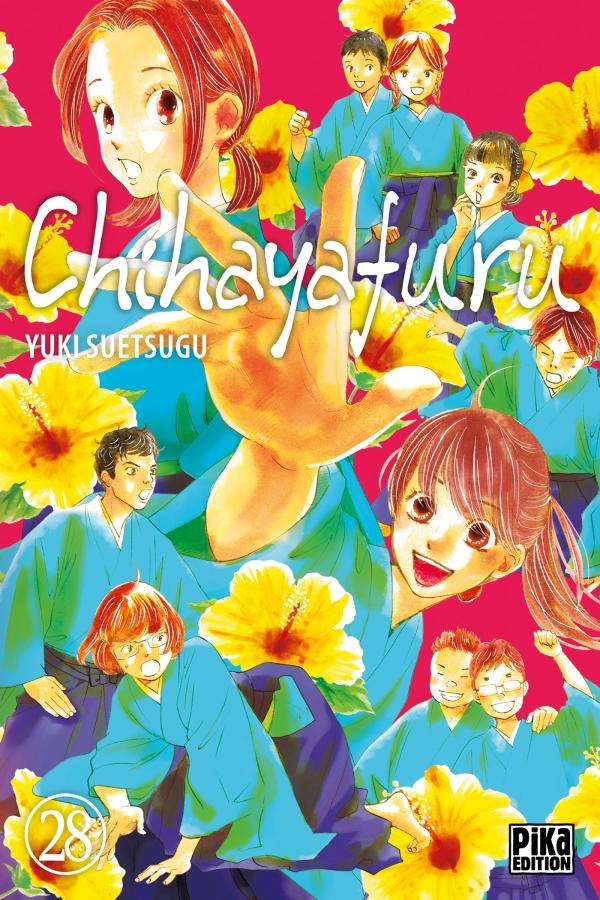 Chihayafuru T28