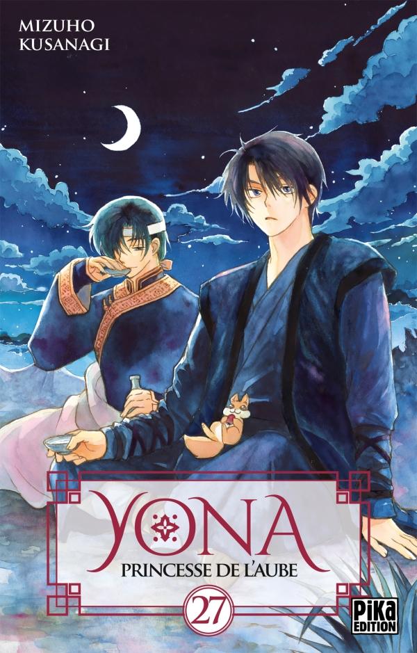 Yona, Princesse de l'Aube T27