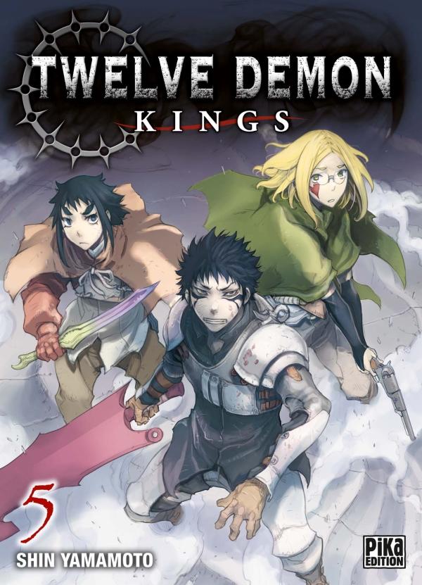Twelve Demon Kings T05