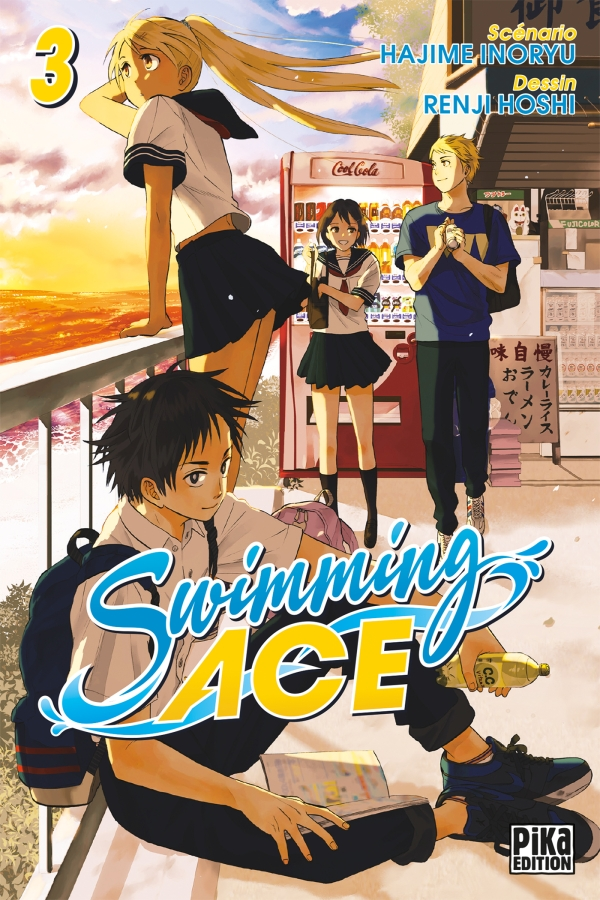 Swimming Ace T03
