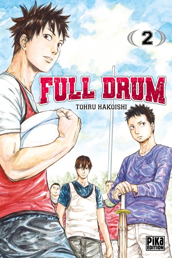 Full Drum T02