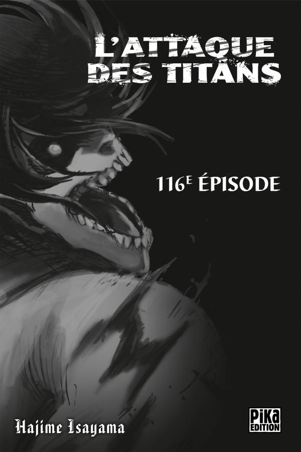 L'Attaque des Titans Chapitre 116