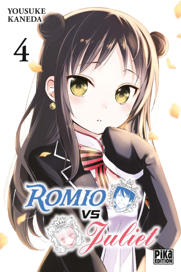 Romio vs Juliet T04