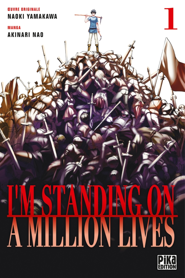 I'm standing on a million lives T01
