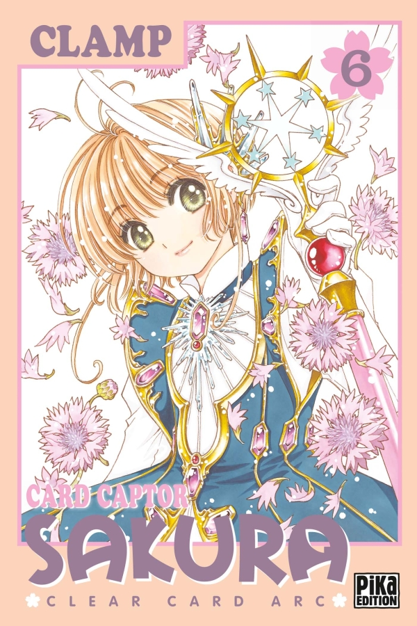Card Captor Sakura - Clear Card Arc T06