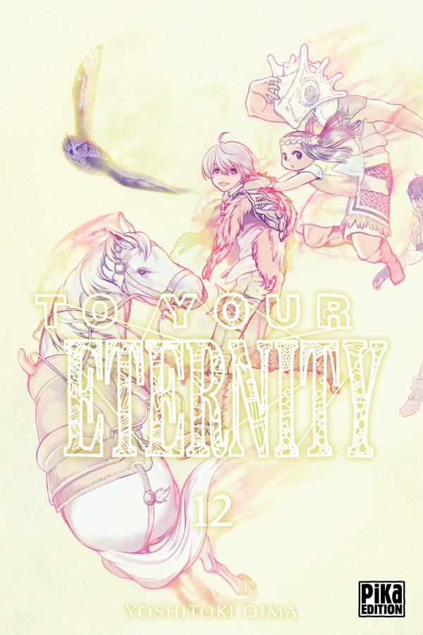 To Your Eternity T12