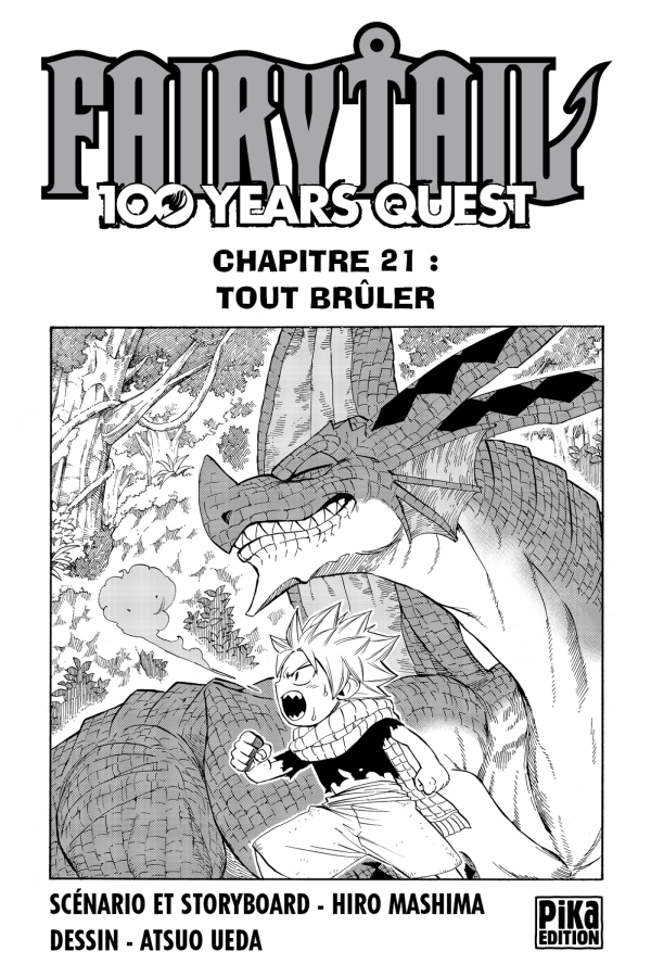 Fairy Tail - 100 Years Quest Chapitre 021