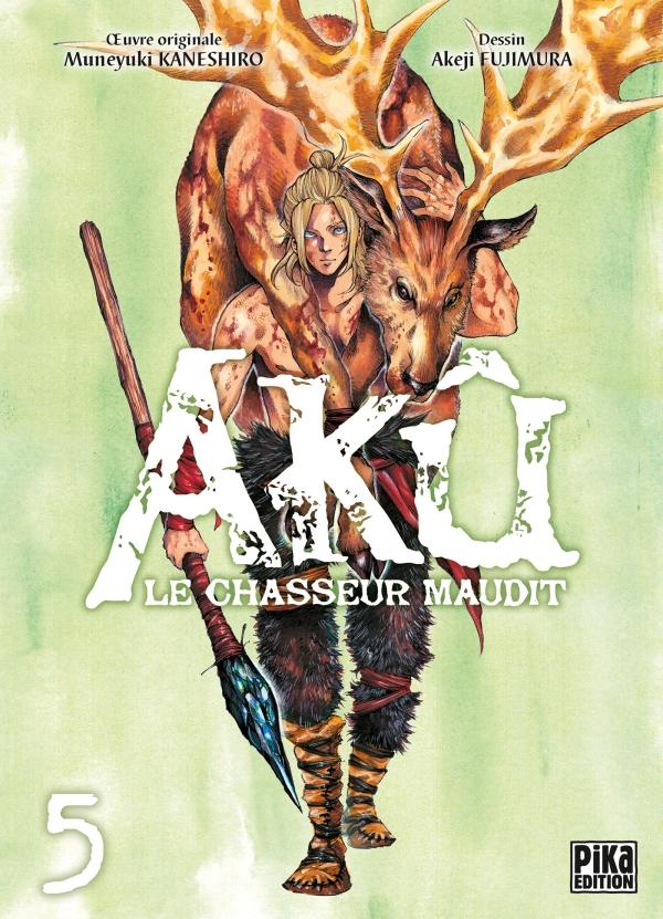 Akû, le chasseur maudit T05