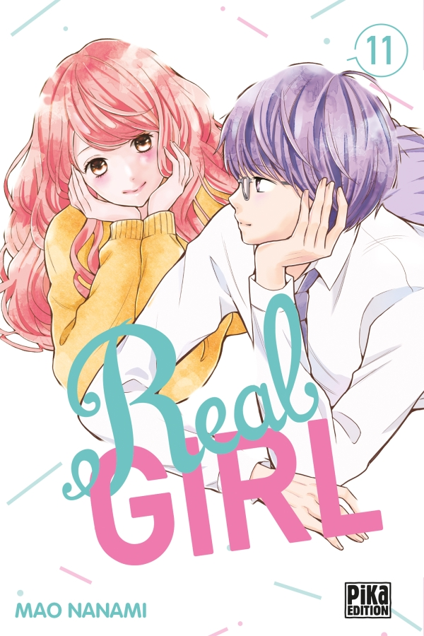 Real Girl tome 11 | Pika Édition