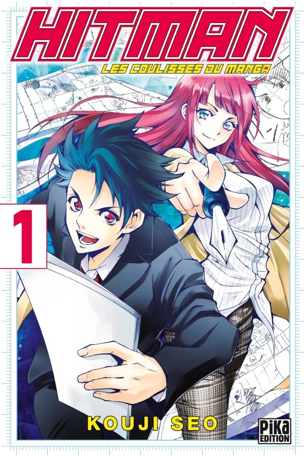 Hitman, Les coulisses du manga T01