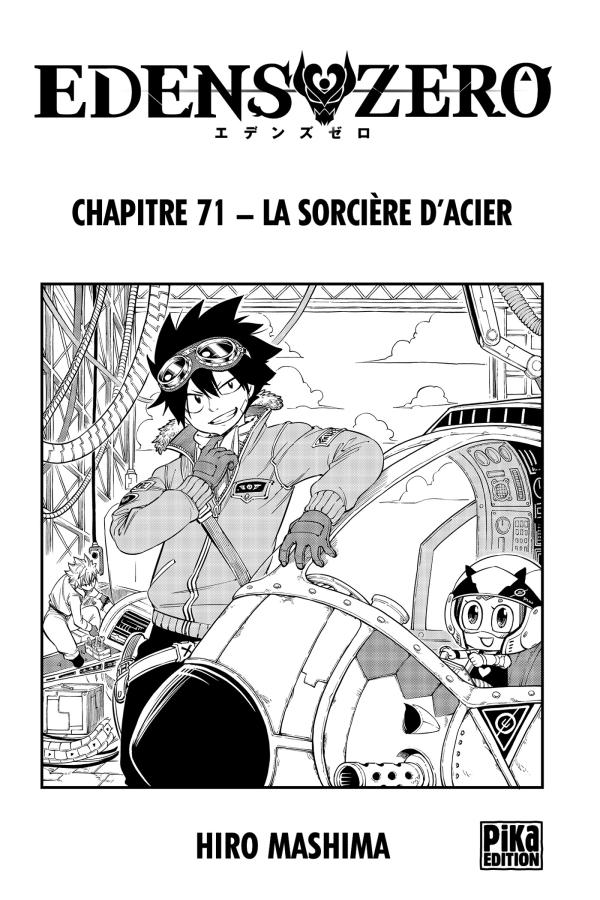 Edens Zero Chapitre 071