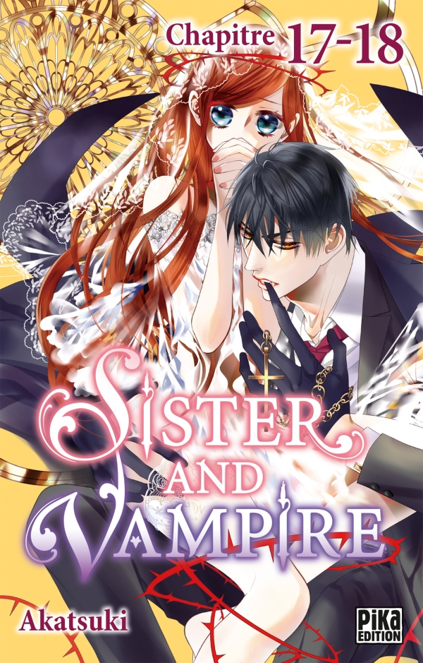 Sister and Vampire chapitre 17-18