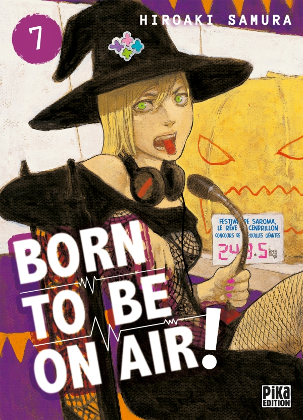 Born to be on air! T07