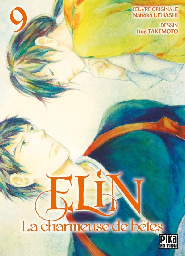 Elin, la charmeuse de bêtes T09