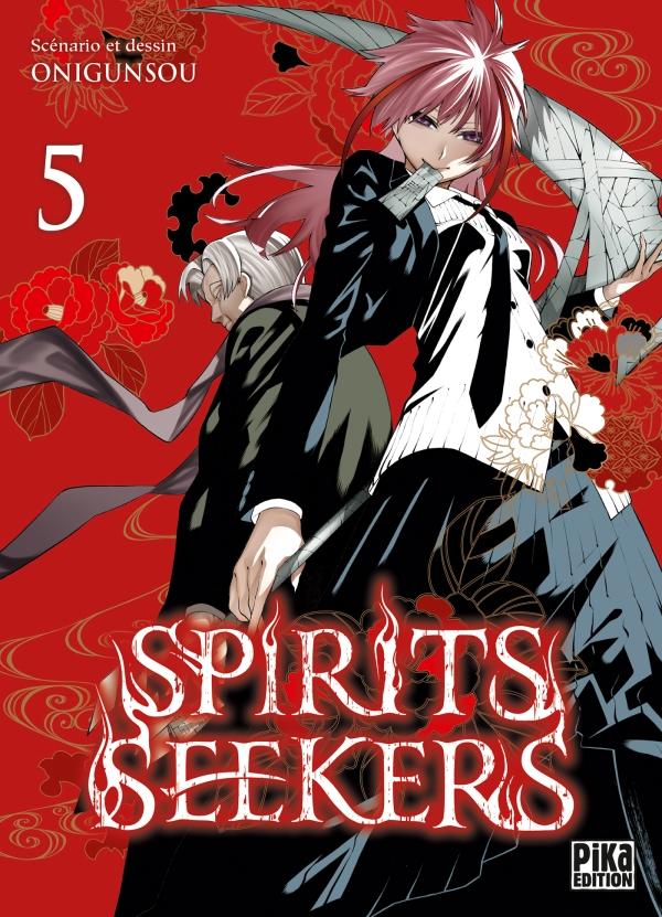 Spirits Seekers T05