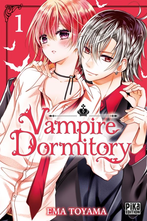 Vampire Dormitory T01