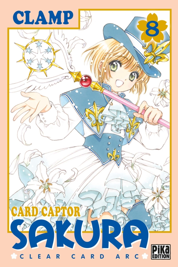 Card Captor Sakura - Clear Card Arc T08