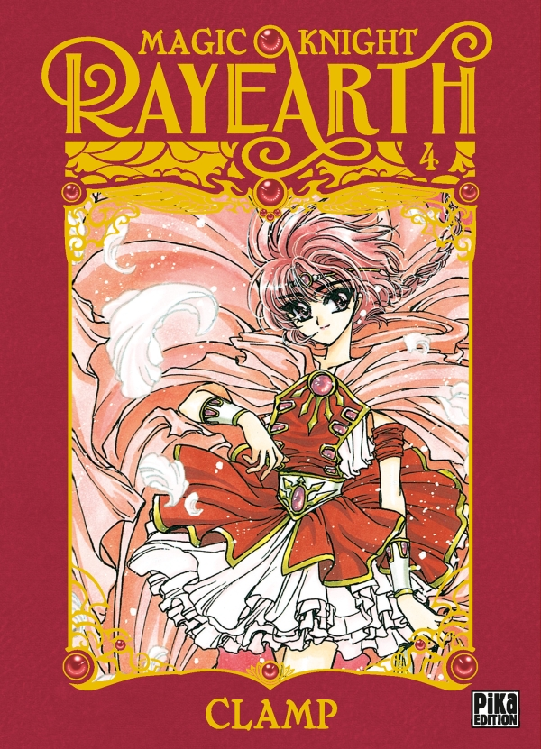 Magic Knight Rayearth T04