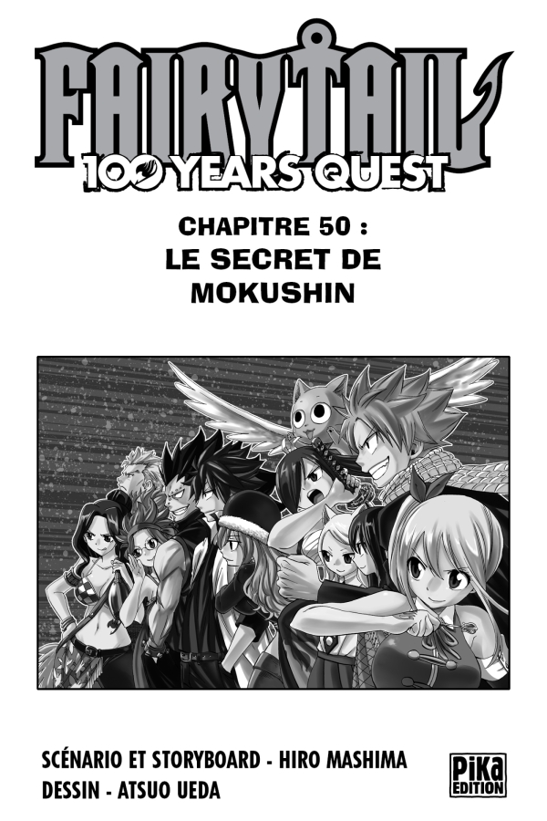 Fairy Tail - 100 Years Quest Chapitre 050