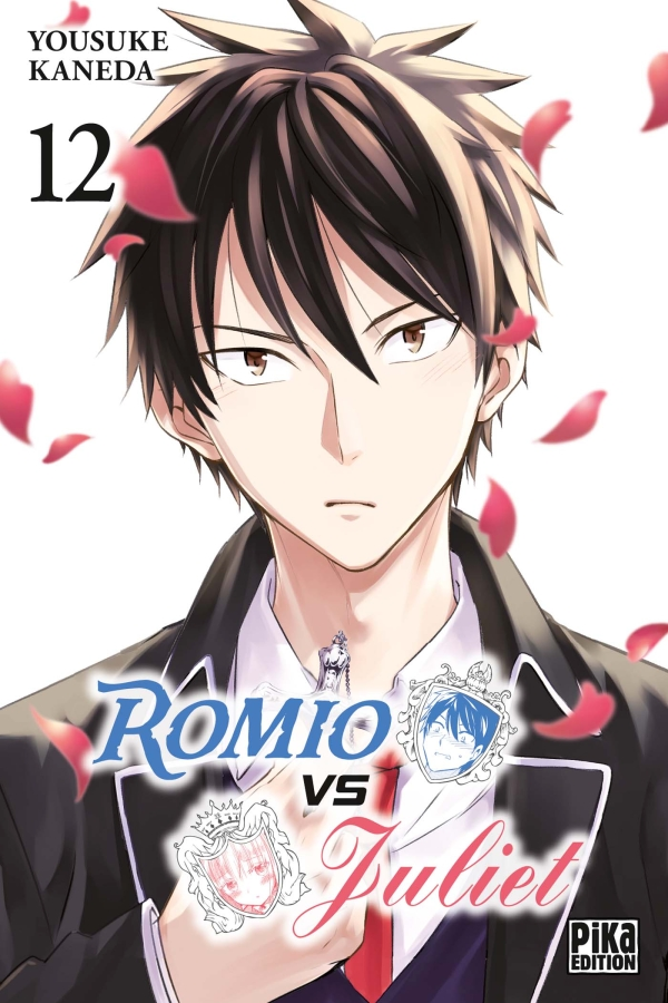 Romio vs Juliet T12