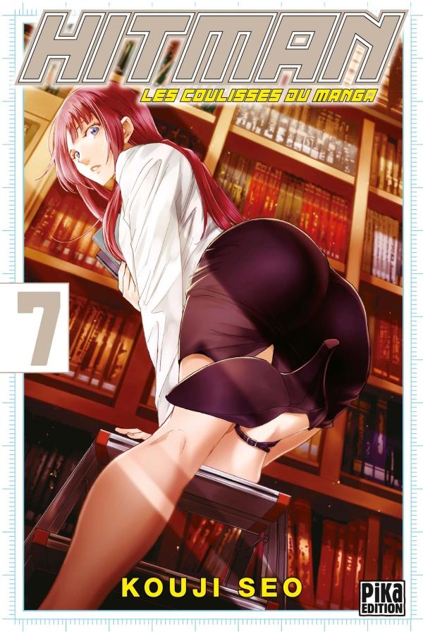 Hitman - Les coulisses du manga tome 7   Pika Édition