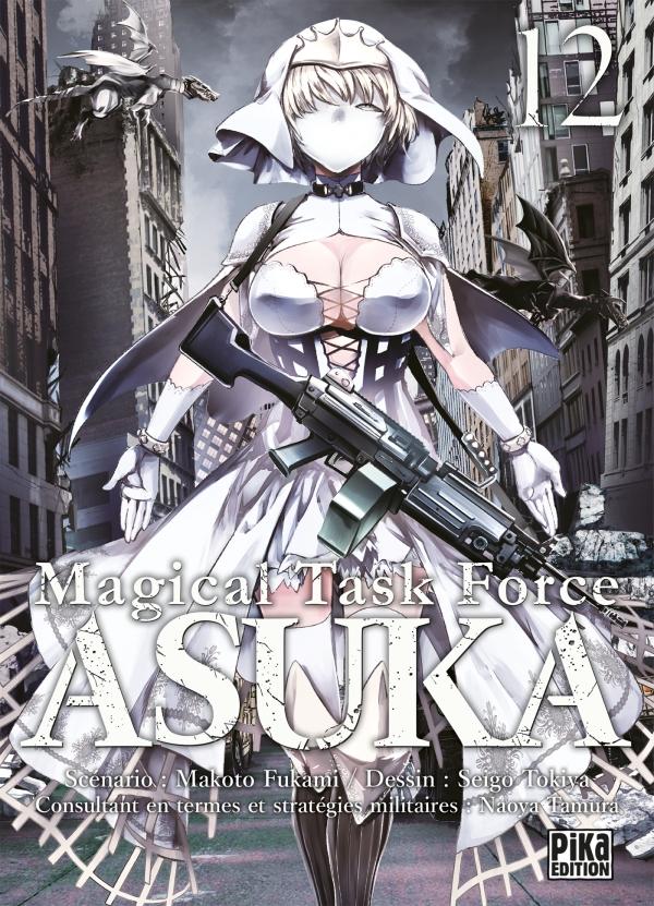 Magical Task Force Asuka T12