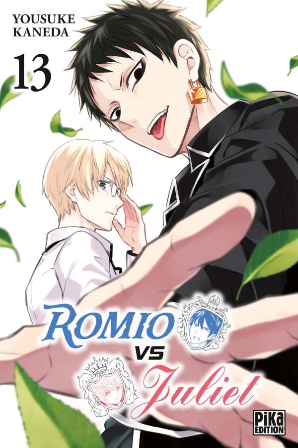 Romio vs Juliet T13