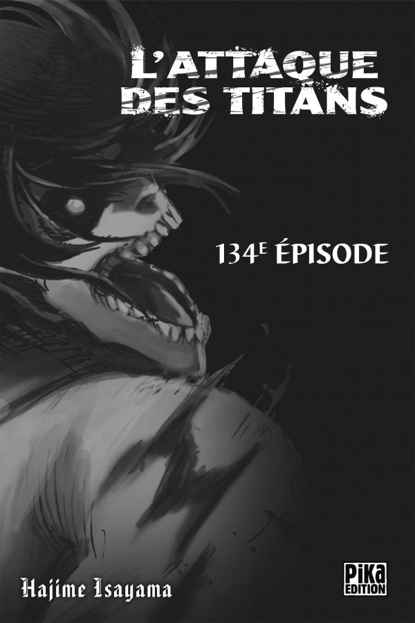 L'Attaque des Titans Chapitre 134