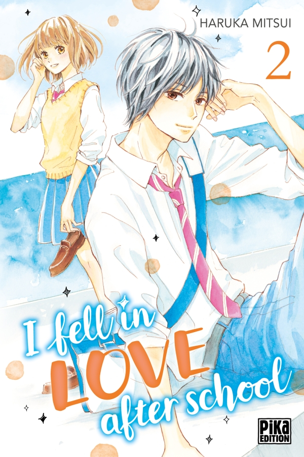 I fell in love after school T02
