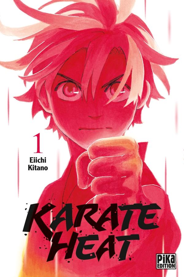 Karate Heat T01