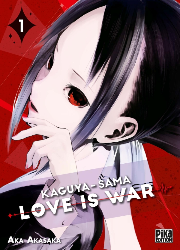 Kaguya-sama: Love is War T01