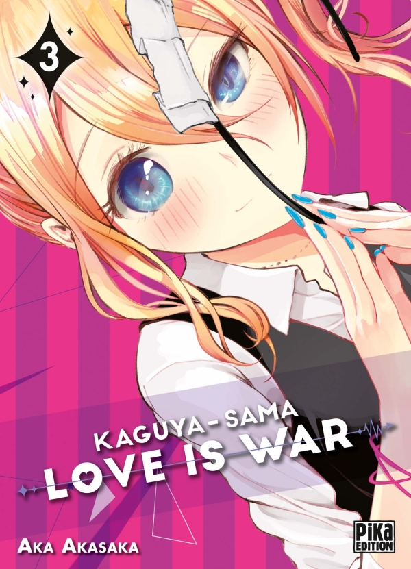 Kaguya-sama: Love is War T03