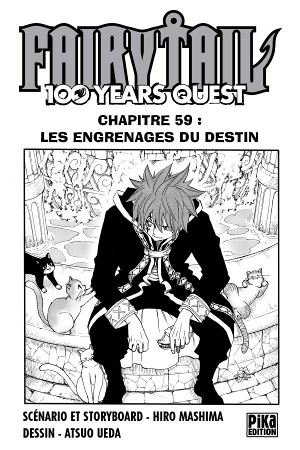 Fairy Tail - 100 Years Quest Chapitre 059