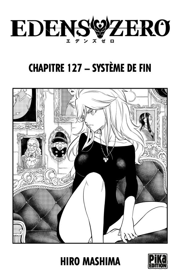 Edens Zero Chapitre 127