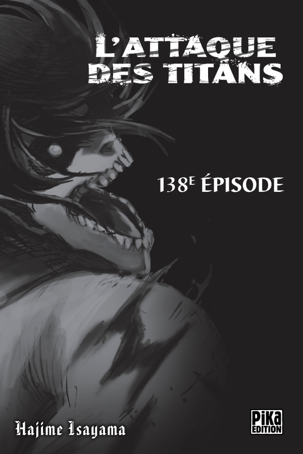 L'Attaque des Titans Chapitre 138