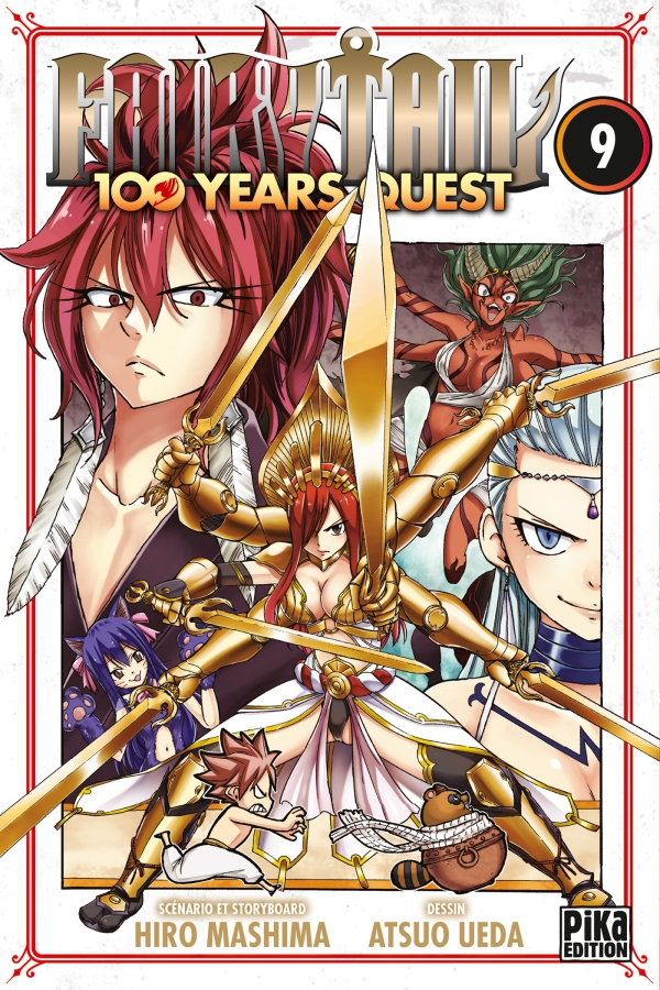 Fairy Tail - 100 Years Quest T09