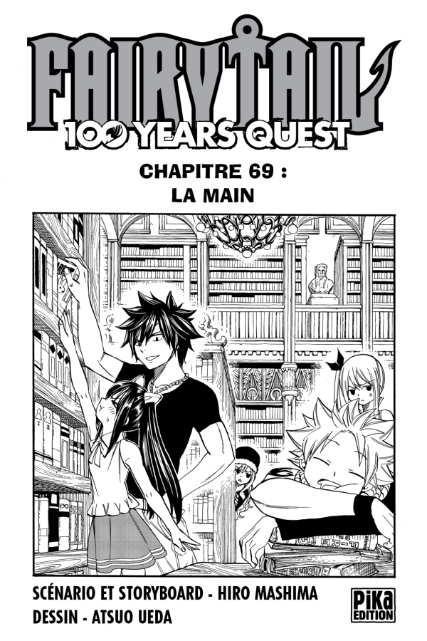 Fairy Tail - 100 Years Quest Chapitre 069