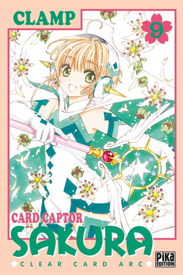Card Captor Sakura - Clear Card Arc T09