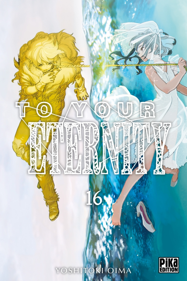 To Your Eternity T16